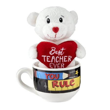 In Plush Bear Way Celebrate A To MugTeddy Valentine's Day 534jcARSLq