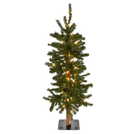 The Holiday Aisle Alpine Green Pine Artificial Christmas Tree - Walmart.com - The Holiday Aisle Alpine Green Pine Artificial Christmas Tree
