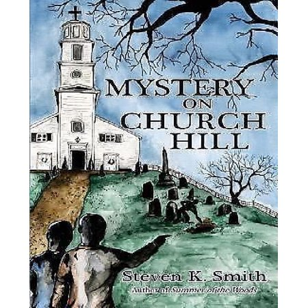 Mystery on Church Hill: The Virginia Mysteries Book 2