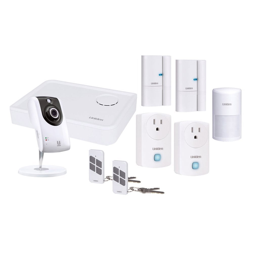 Uniden HC84 HC84 Advanced Security System with Gateway by Uniden