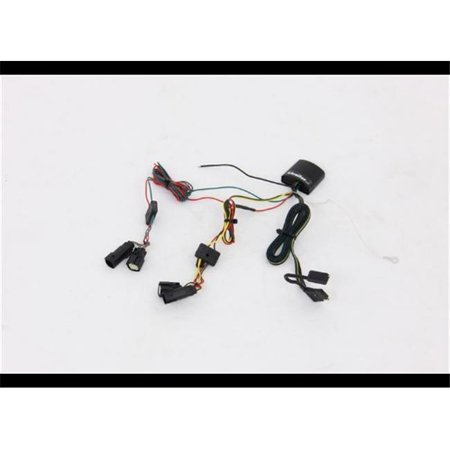 Pole Wire Harness on