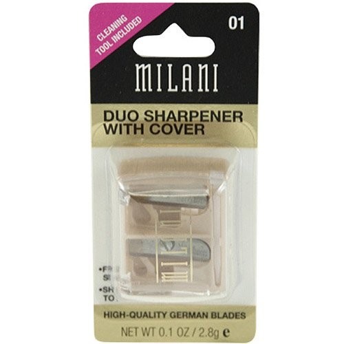 Milani Milani  Duo Sharpener, 0.1 oz