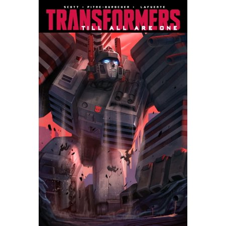Transformers: Till All Are One, Vol. 2](Are Transformers Superheroes)