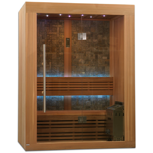 Dynamic Infrared 2-3 Person Traditional Steam Sauna