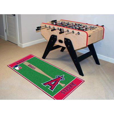 Los Angeles Angels MLB Floor Runner
