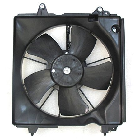 Engine Cooling Fan Assembly - Pacific Best Inc For/Fit HO3115158 12-15 Honda Civic Coupe Sedan