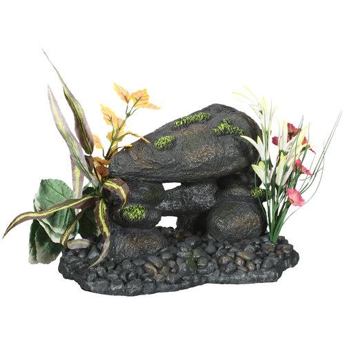 Aqua Culture XXL Wood or Rock Aquarium Ornament, Assorted Item May Vary by Wal-Mart Stores, Inc.