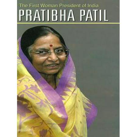 The First Lady President : Pratibha Patil - eBook