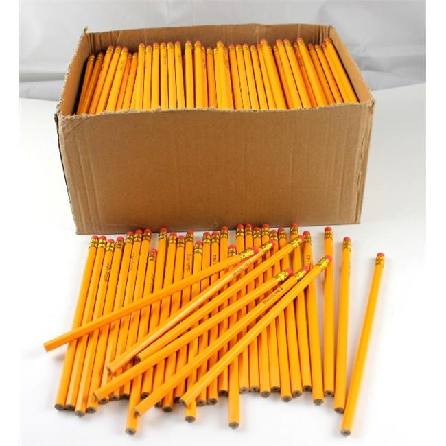 #2 Pencils in Bulk Case Of 1728
