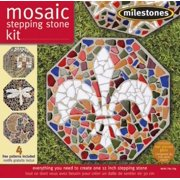Milestones' Mosaic Stepping Stone Kit