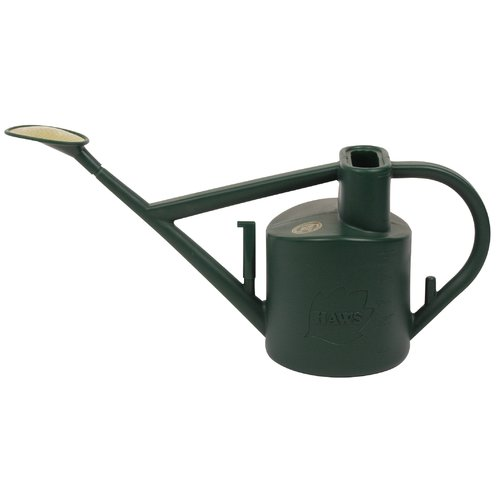 Haws Practican 1.6 gal Outdoor Plastic Watering Can, Green V120 by Bosmere