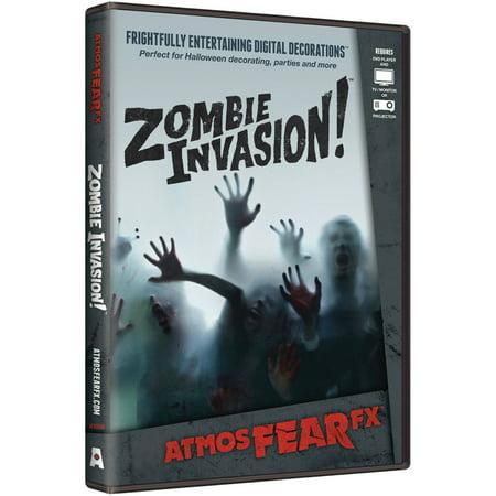 AtmosFEARfx DVD Digital Halloween Decoration (Digital Halloween Decorations)
