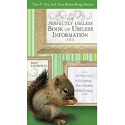 The Perfectly Useless Book of Useless Information - eBook