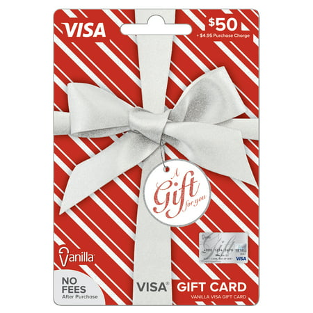 Vanilla Visa $50 Metallic Pattern Gift - Halloween V Usa