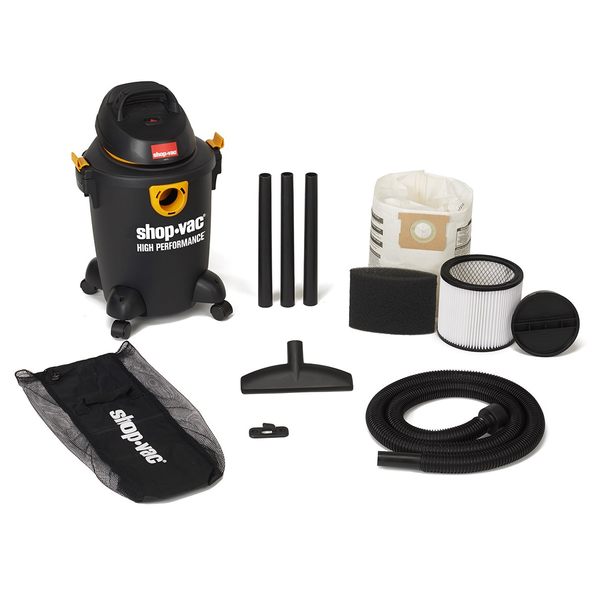 Shop-Vac 6 Gallon 3.5 Peak HP High Performance Wet / Dry Vacuum