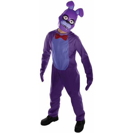 Five Nights at Freddy's Bonnie Child's Halloween Costume, Large - Bonnie Halloween Costumes