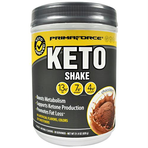 Primaforce Keto Shake Chocolate