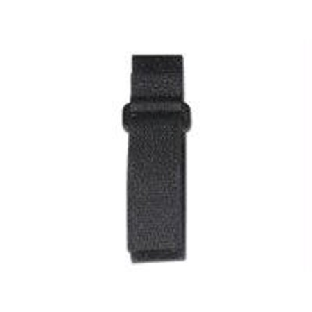 311cf712ccd3 C2g 11in Hook-and-loop Cable Management Straps - Black - 12pk - Walmart.com