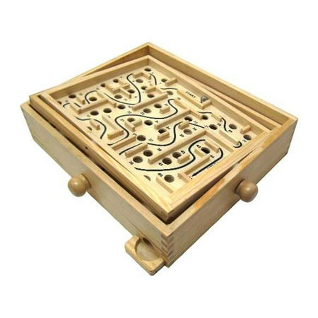 Wooden Labyrinth (12 in. Wooden Labyrinth)