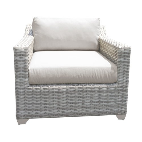 Sol 72 Outdoor Falmouth Patio Chair with Cushions