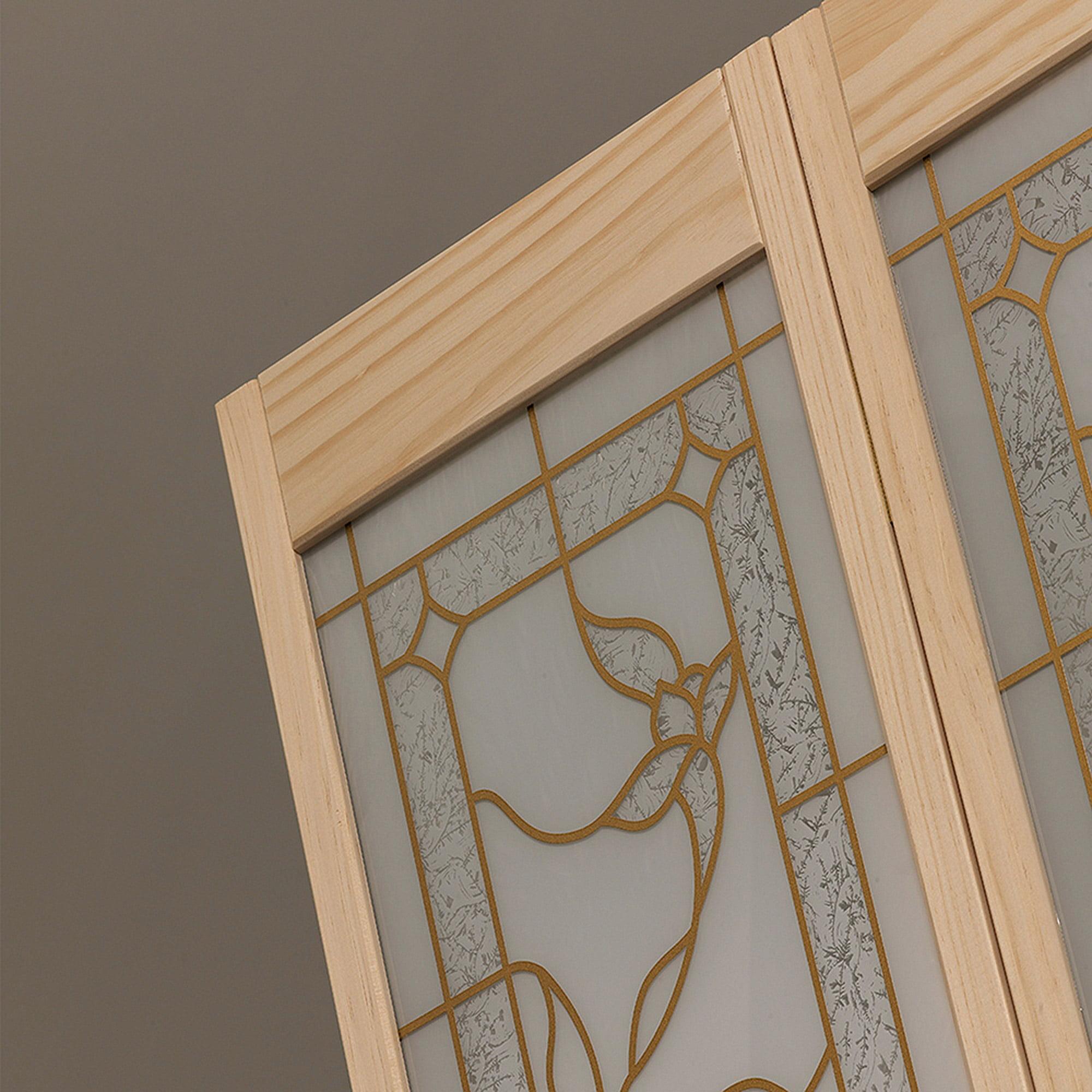 Awc Giverny Decorative Glass 24 X 805 Bifold Door Walmart