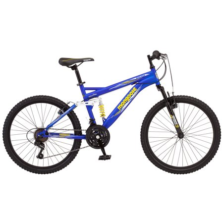 Mongoose Ravage Boy's Mountain Bike, 24