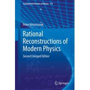 Rational Reconstructions of Modern Physics - eBook