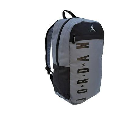 Nike Jordan Jumpman Youth Backpack (One Size, Cool Grey) ()