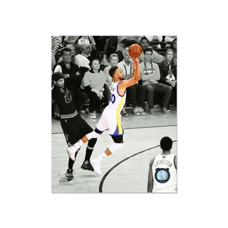 Stephen Curry Golden State Warriors Engraved Framed Photo - Action Spotlight - image 1 of 2