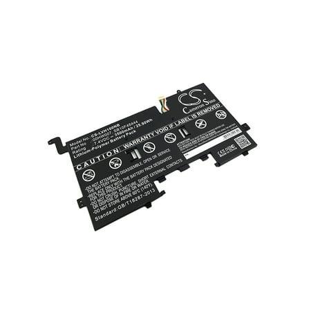 Cameron Sino 3500mAh Battery for Lenovo ThinkPad Helix 2 Ultrabook Pro  Keyboard, 20CG, 20CH