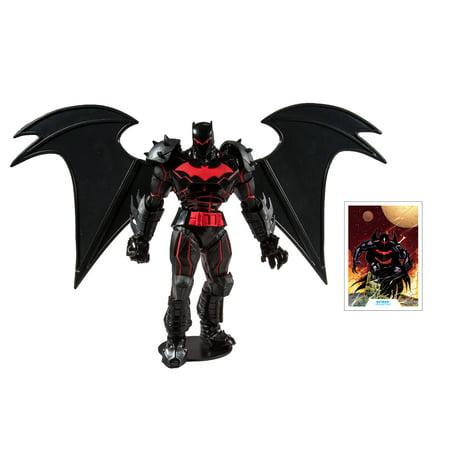 "McFarlane Toys DC Multiverse 7"" Batman: Hellbat Suit Deluxe Figure"