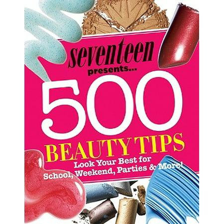 Seventeen Presents... 500 Beauty