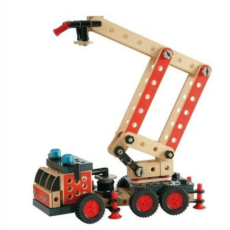 Brio Fire Engine Builder 34 566  Japan Import