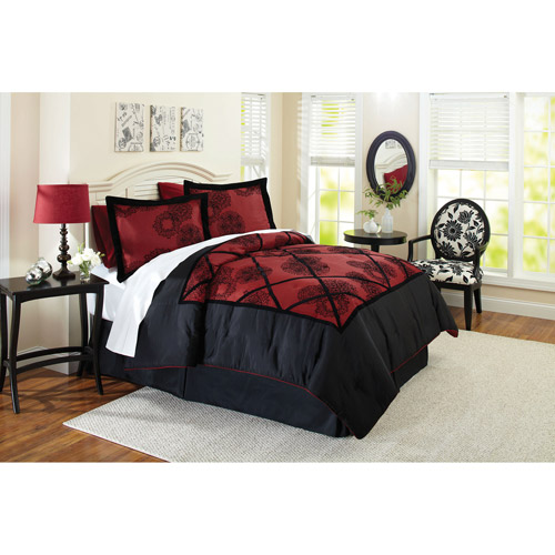 Better Homes and Gardens Comforter Set Collection, Amaryllis