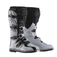 O'Neal Element Mens MX Offroad Boots Gray
