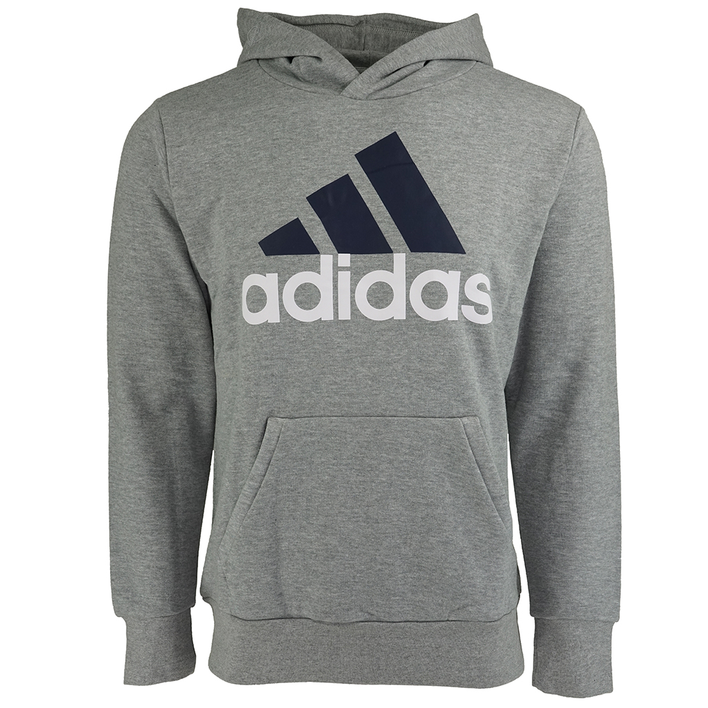 adidas Men's Essential Linear Pullover Hoodie