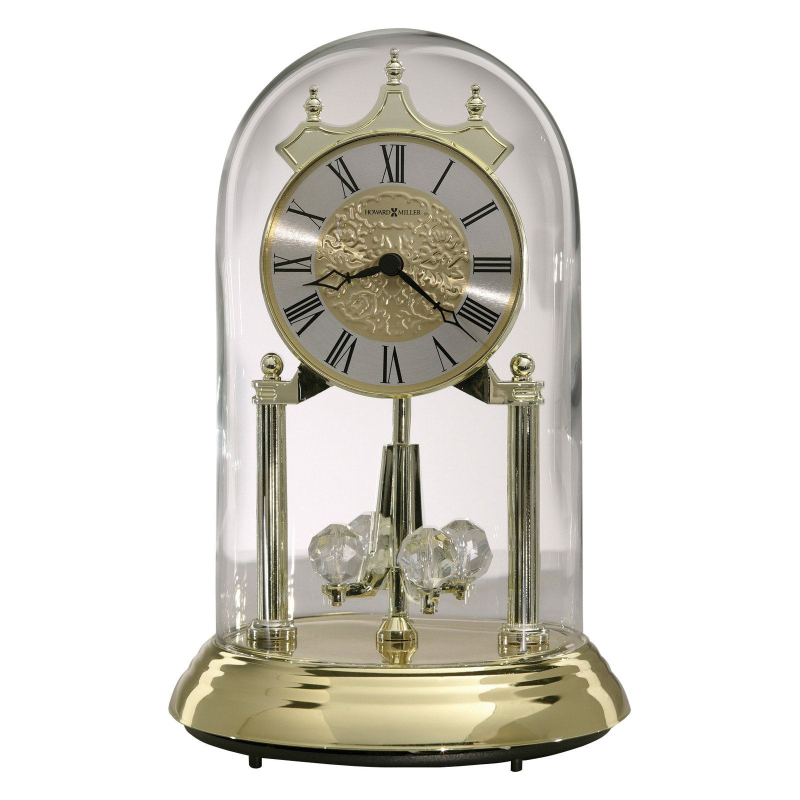Howard Miller 645-690 Christina Anniversary Clock by Howard Miller