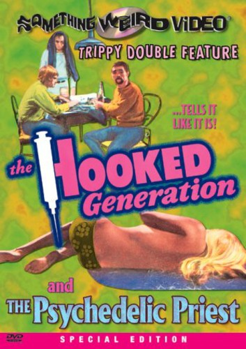 Hooked Generation Psychedelic Priest [DVD] by IMAGE ENTERTAINMENT INC