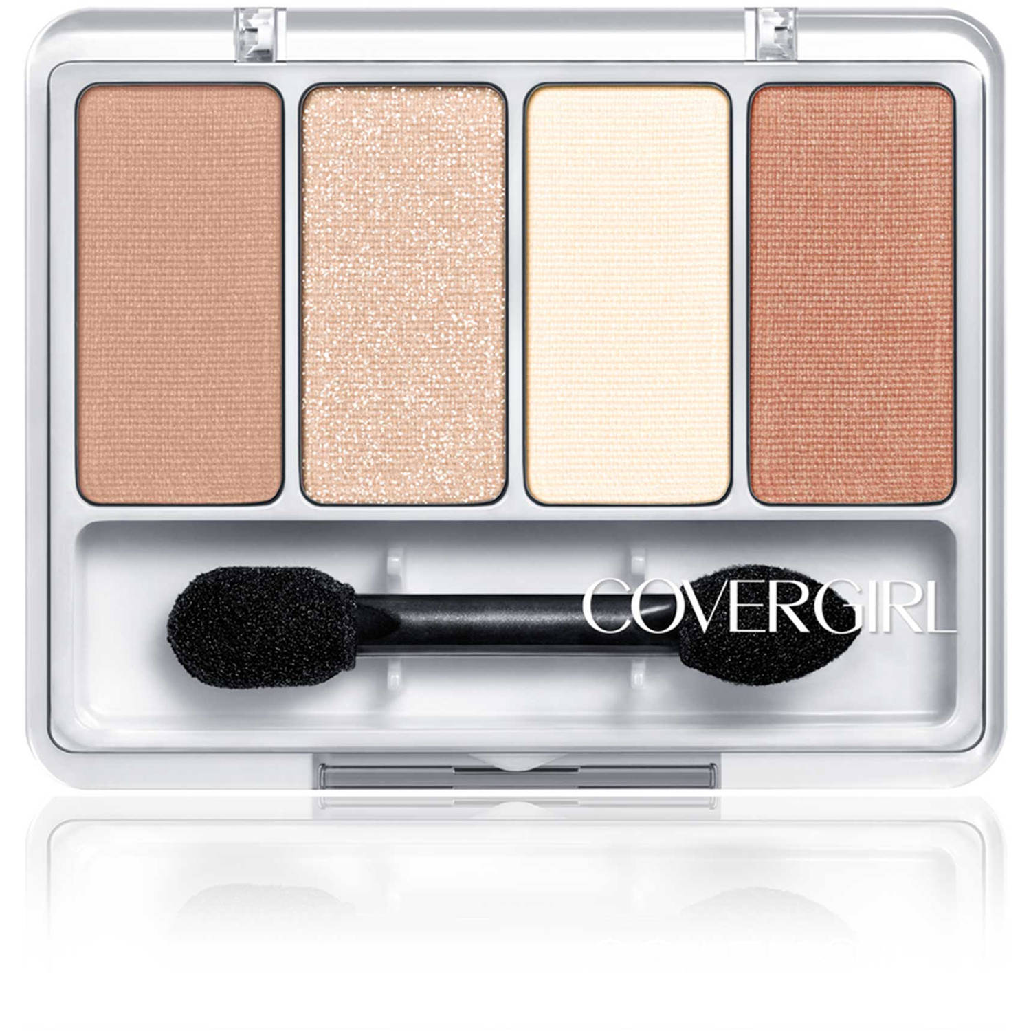 COVERGIRL Eye Enhancers 4-Kit Eye Shadow, Country Woods, .19 oz