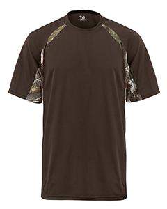 Badger Adult Hook Short-Sleeve T-Shirt 4144