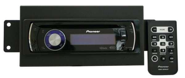 C4 Corvette 1984-1989 AM   FM Stereo w  CD Player Pioneer Compatible w  Bose by Corvette Mods