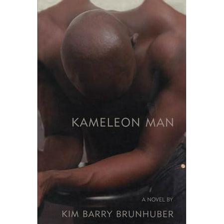 Kameleon Swirl (Kameleon Man - eBook )