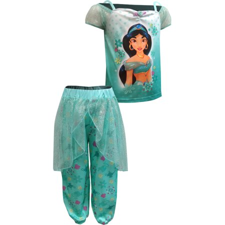 Disney Princess Jasmine Dress Up Pajama](Princess Jasmine Pajamas)