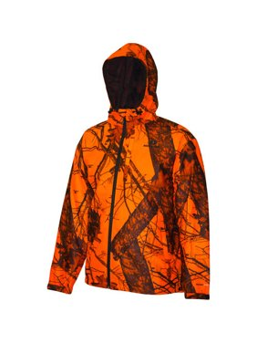 Men's Tricot Scent Control Jacket, Available in Multiple Patterns - Blaze