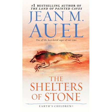 The Shelters of Stone : Earth's Children, Book (Five Smooth Stones)