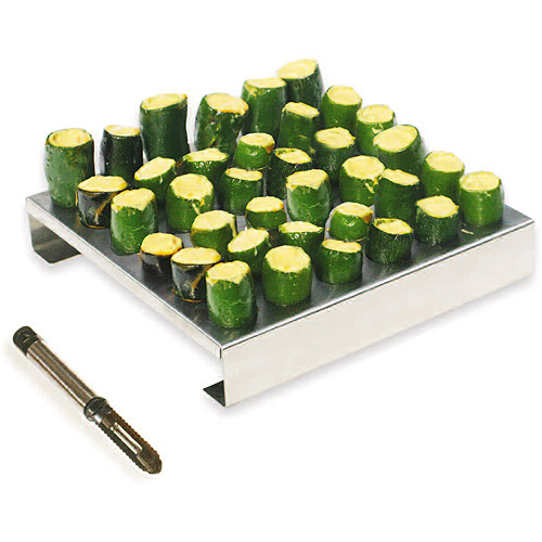 King Kooker Jalapeno Rack with Corer