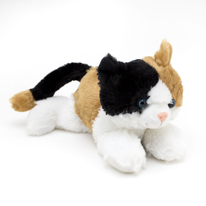 10 Inch Kitty Plush Stuffed Toy Floppy Kitty Cat Walmart Com