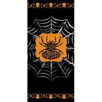 Scary Silhouettes Halloween Door Cover By Creative Converting Ship from US](Scary Halloween Door Covers)