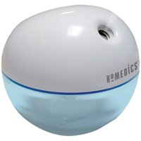 HoMedics Personal Cool Mist Ultrasonic Humidifier, UHM-CM10