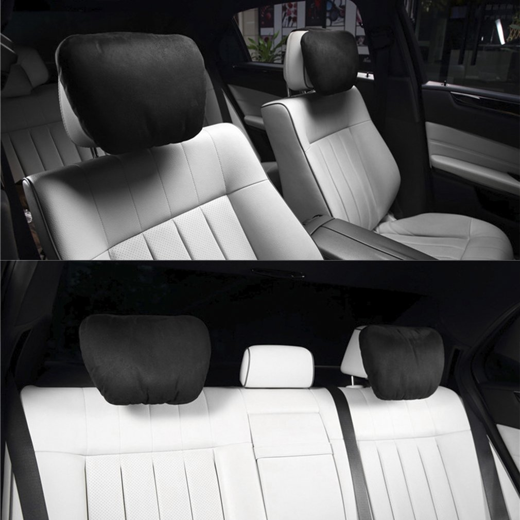 Halloween Promotion Car Headrest Pillow Comfy Cervical Support Cushion Seat